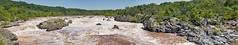 Panorama from Scenic Overlook No.3 at Great Falls Park (VA) May 2017
