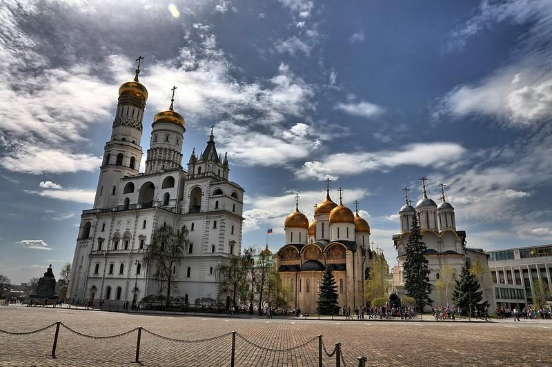 Kremlin Churches