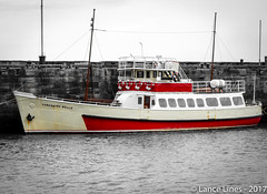 Yorkshire Belle - Bridlington Harbour