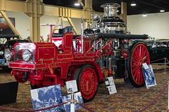 1913 CVhristie Front Drive Steam Pumper/Fire Engine
