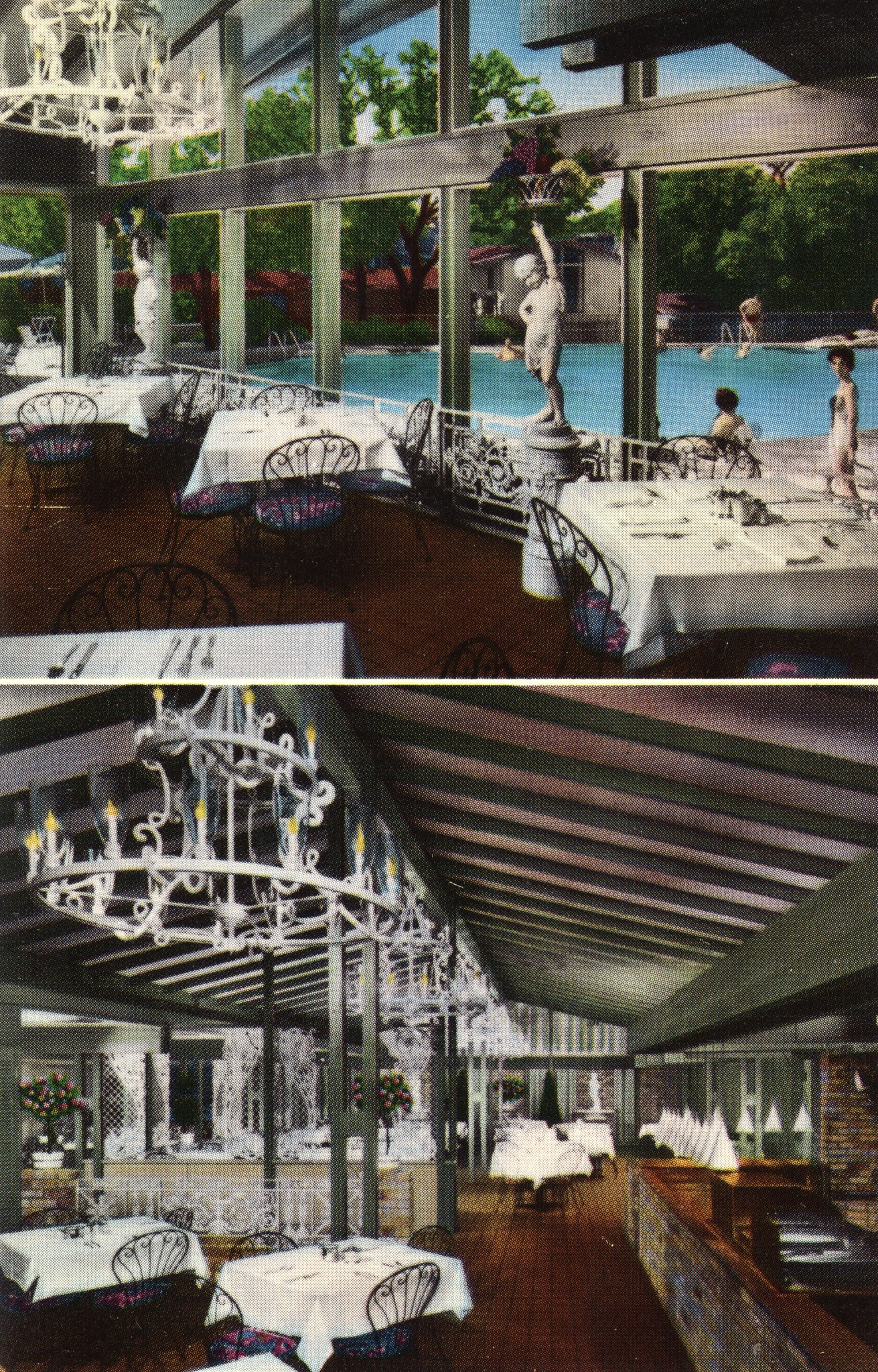 Terrace Motor Hotel - Austin, Texas