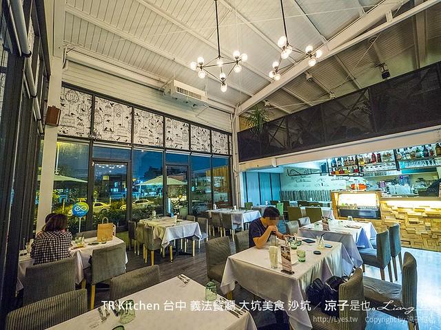 TR Kitchen 台中 義法餐廳 大坑美食 沙坑 37