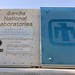 Sandia National Laboratories sign by SandiaLabs