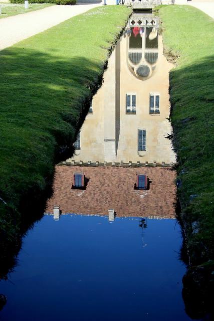 Abbaye de Royaumont, Canon EOS 760D, Canon EF-S 18-55mm f/3.5-5.6 [II]