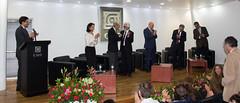 Ceremonia de investidura como Profesor Investigador Emérito del Dr. Kurt Unger Rubín