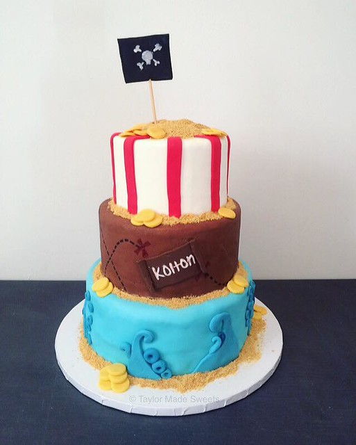 Cake by Taylor Made Sweets