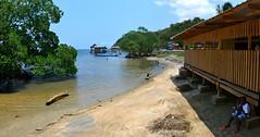 Roatan Island, Honduras. Panorama. Nikon D3100. DSC_0147-0153