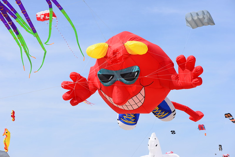 28-Apr-2017 Ocean City - Giant Devil Kite