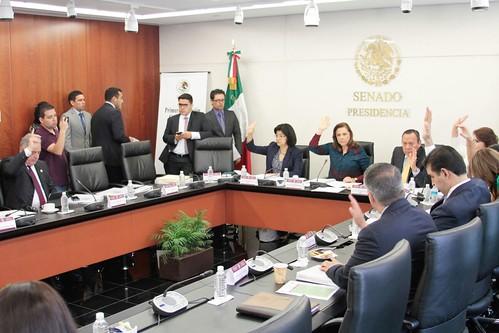 Primera Comisión de la Permanente 16/may/17