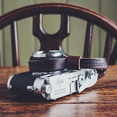 Shooting with this beauty today. The legendary Leica M3 with Voigtlander 40mm f1.4 lens.