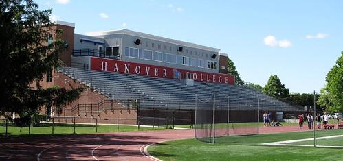 Alumni Stadium, Hanover (Ind.), 7 May 2017