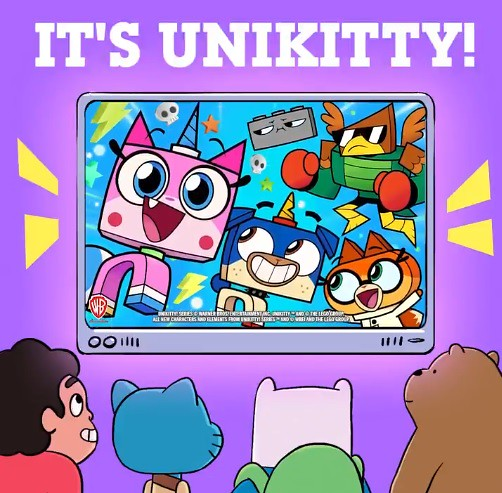 Unikitty Cartoon Network  2