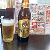Photo:今日も暑いので半歩い。 — Drinking a Yebisu (Premium) by Sapporo Breweries (@ 鐘庵 岡崎矢作店) By cyberwonk
