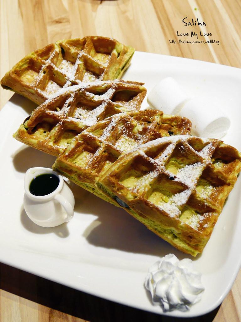 七張大坪林站附近餐廳美食不限時咖啡館推薦T.D. Cafe 義大利麵鬆餅早午餐 (1)