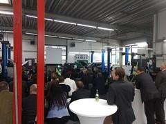 #HummerCatering #Event #Catering #Service hier beim #Unternehmerfrühstück in #Pulheim. Wo wir eigens für das #Event ein ganzes #Cafe mit #Backstation, #Kaffee #Catering mit unserer #Siebträger #Kaffeemaschine und 2 Nespresso #Pro #Vollautomaten, #Softgetr