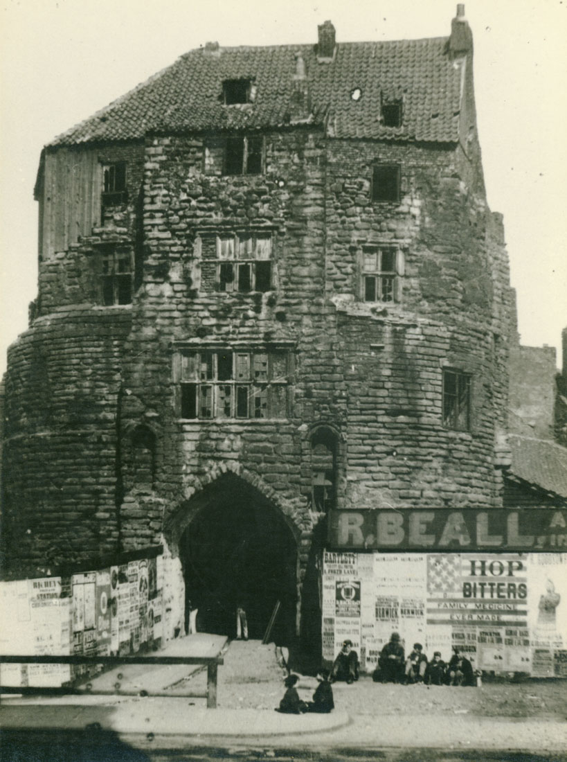 The Black Gate, Newcastle upon Tyne