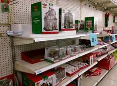 Lighter discounts in the seasonal area