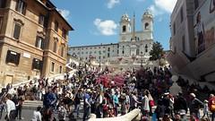 Scalinata Trinità  dei Monti (Roma)
