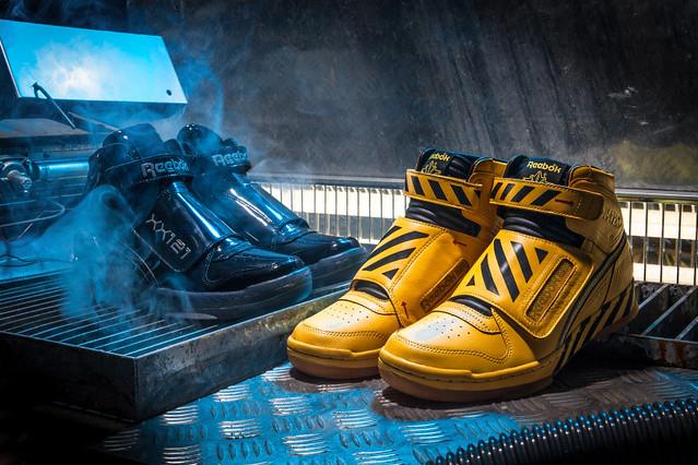 Reebok 將推出《異形2》紀念鞋款『最終決戰』套裝組合 Reebok Alien Stomper