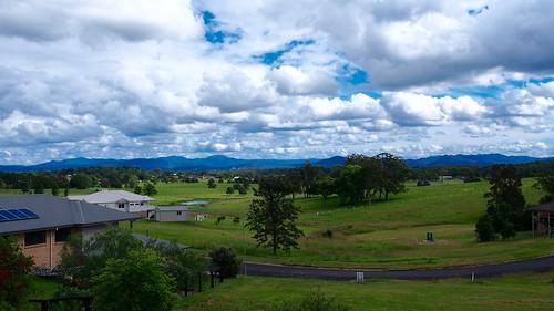 Semi rural setting at Greenhill