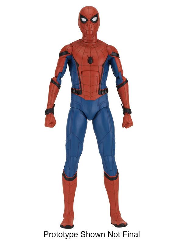 史上最年輕蜘蛛人登場!NECA MARVEL 系列【蜘蛛人】Spider-Man 1/4 比例可動人偶作品