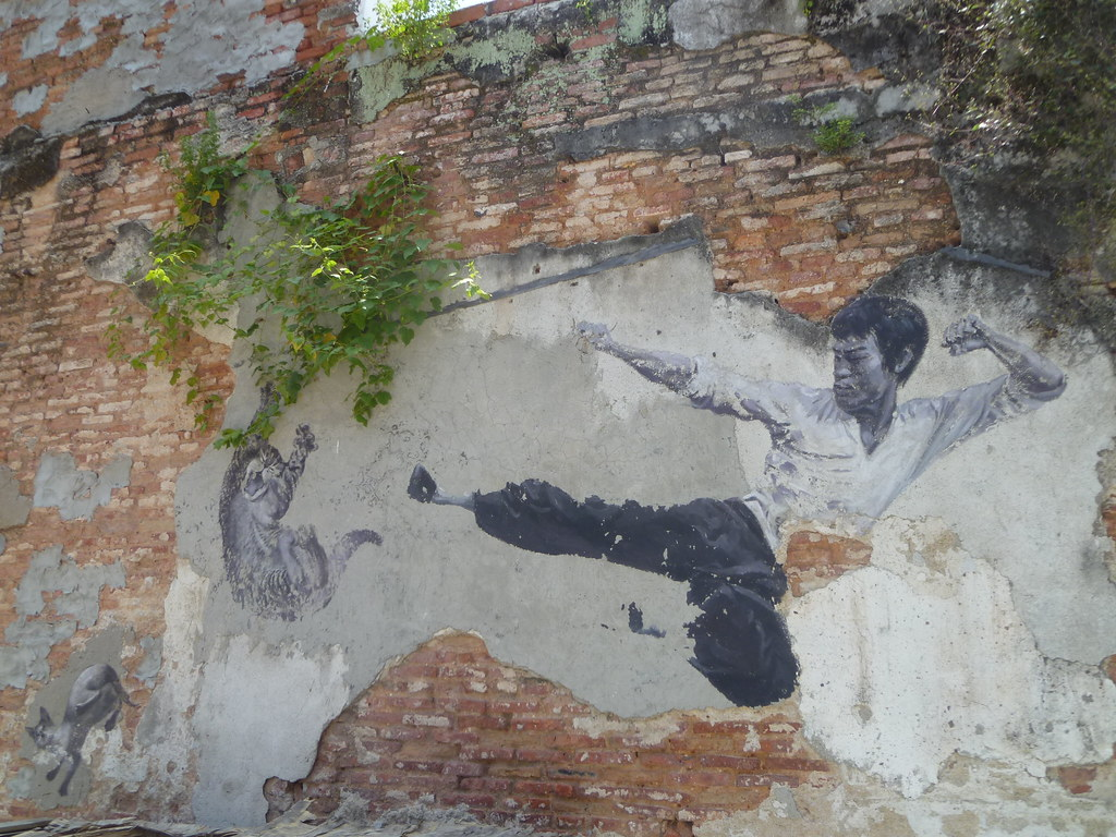 Street Art, Pengang / George Town / Malaysia