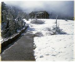 Crater Lake National Park -Lodge - 1969