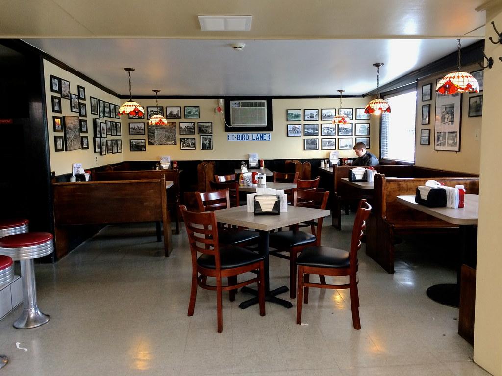 Thunderbird Steak House Broomall, PA - Pennsylvania - Retro Roadmap 2017