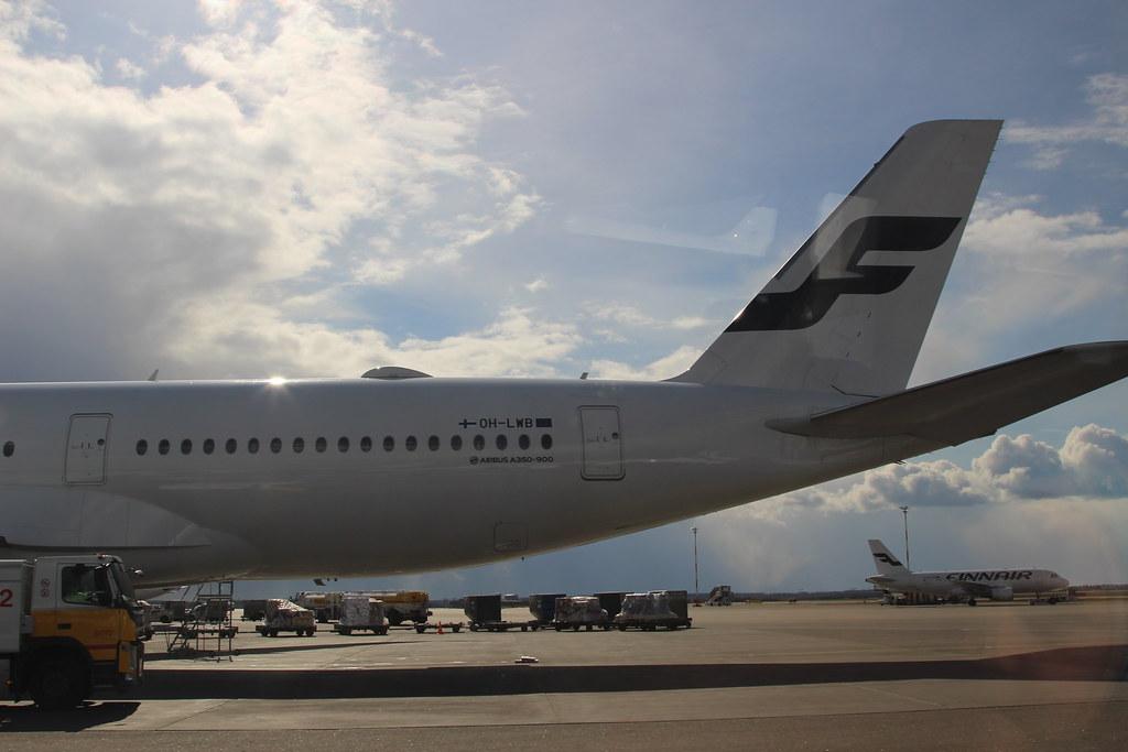 Finnair Airbus A350-941 XWB OH-LWB