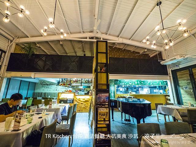 TR Kitchen 台中 義法餐廳 大坑美食 沙坑 36