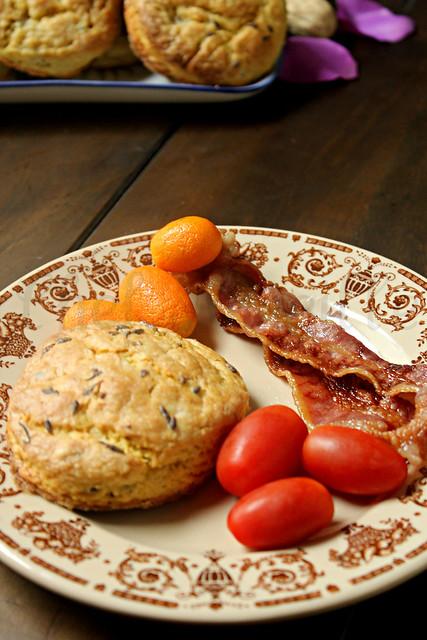 Scone Breakfast -edit