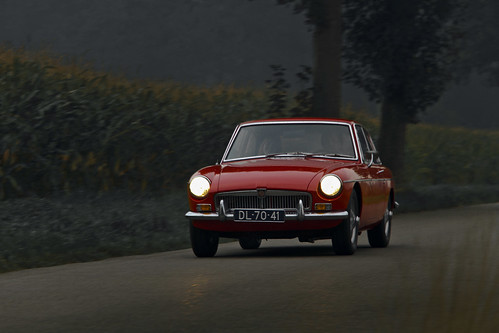 MG MGB GT Coupé 1969 (7907)