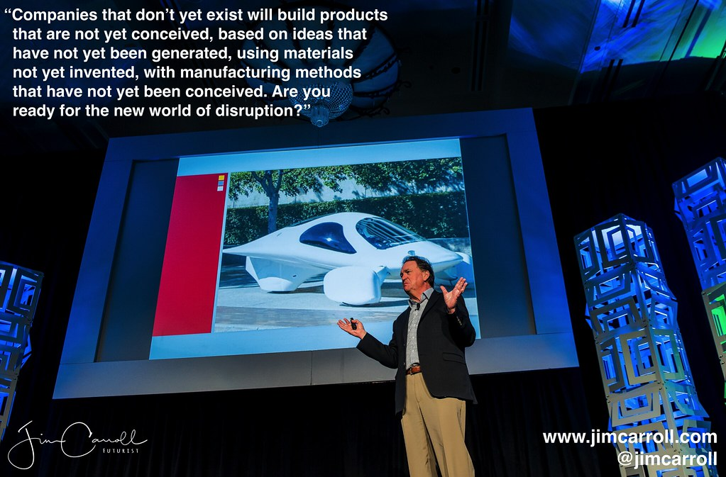 Blog jim carroll futurist trends innovation keynote for Innovative product ideas not yet invented