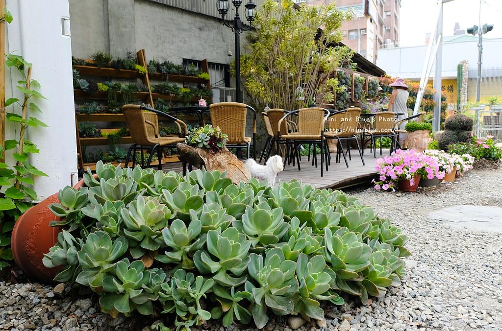台中多肉啡場組盆咖啡10