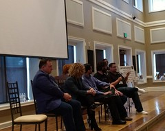 Post-lunch panel time! #slcdevopsdays