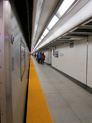 toronto subway views
