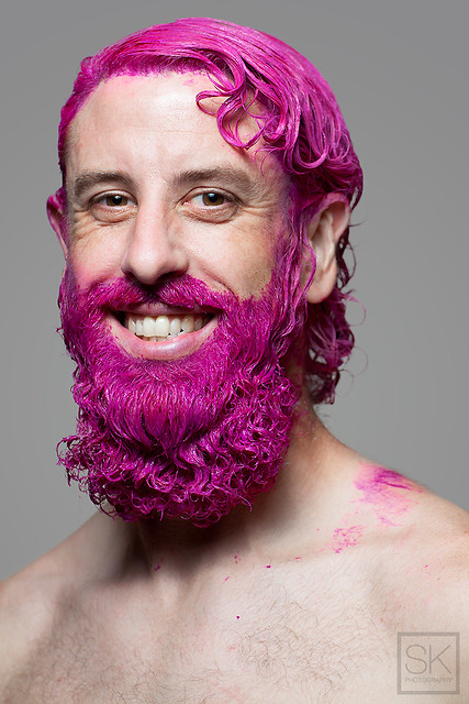 Even Superheroes Wear Pink