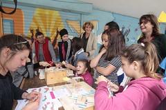 RENOVATION DES ESPACES PUBLICS DU QUARTIER CUYES  « J'peux pas j'ai chantier ! » : les habitants conçoivent leurs salons extérieurs