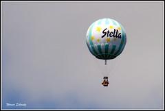 Wieder einmal ein Gasballon