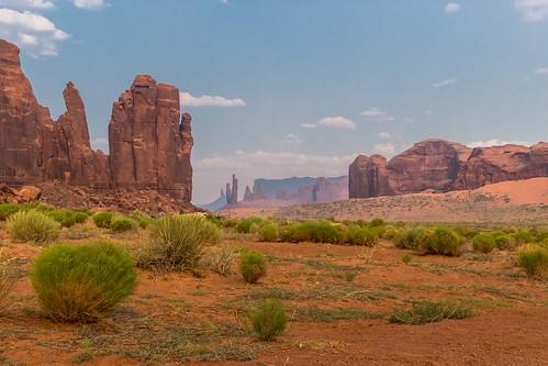 landscape mesa usa monumentvalley oljatomonumentvalley arizona étatsunis us