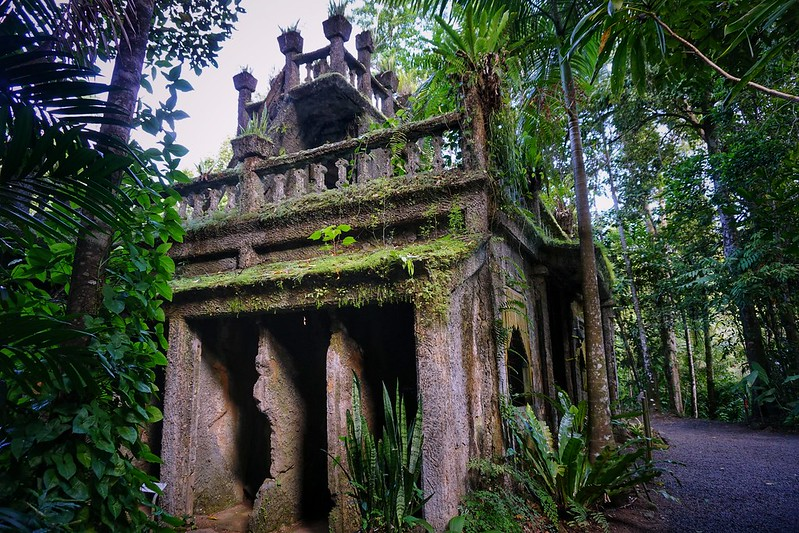 Paronella Park: an Abandoned Spanish Castle in the Australian Rainforest