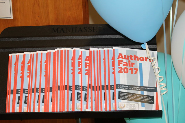 2nd Annual Authors Fair