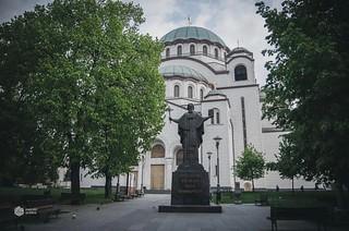 St. Sava Temple, Belgrade, Serbia ⠀ ⠀ #beograd #belgrad #belgrade #reisen #traveling #city #serbia #classy #instatravel #savas #instagood #temple #church #dom #beautiful #view #picoftheday #nikon #photographer #architecture #hdrphotography #ig_serbia