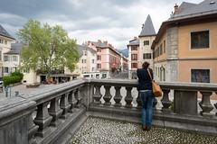 Esplanade du Château des Ducs de Savoie, Chambéry, France