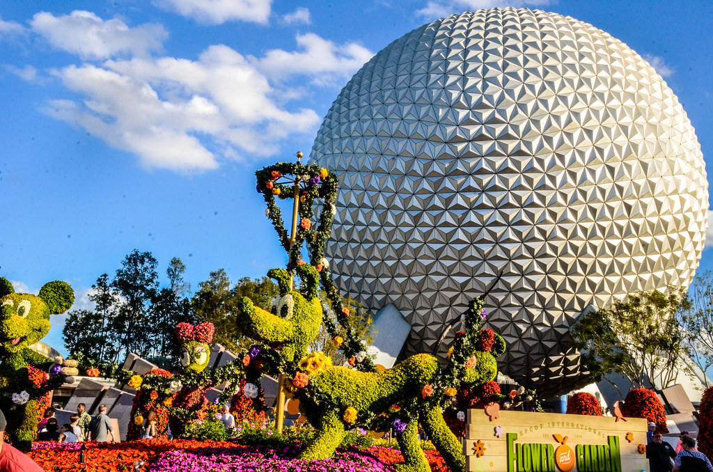 Pluto Spaceship Earth