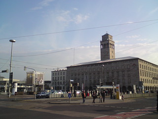 Am Ettlinger Tor, frühes 21. Jahrhundert.