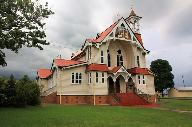 St Mary's Catholic Church, Beaudesert, Scenic Rim, SE Queensland