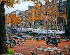 Muntplein Square, Amsterdam