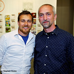 Fri, 05/05/2017 - 8:27pm - Owners of the Music Vault Academy, Claudiu Ilie, left, and Adrian Suta.