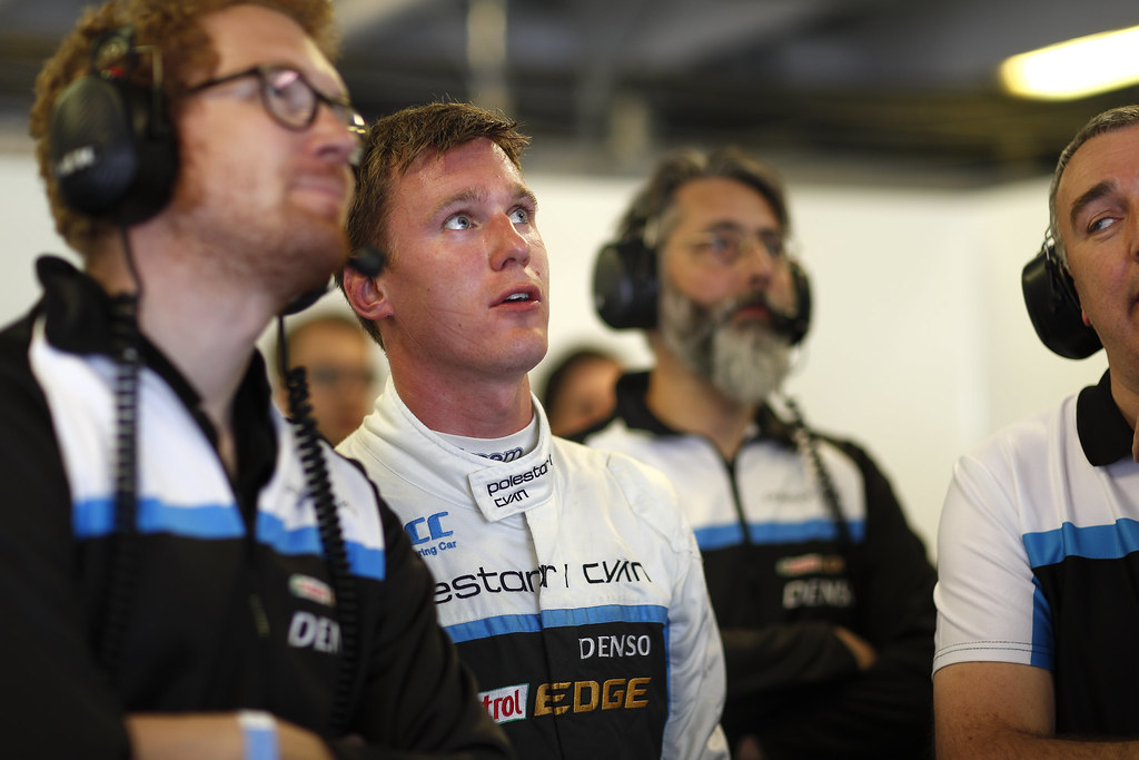 CATSBURG Nicky (ned), Volvo S60 Polestar team Polestar Cyan Racing, ambiance portrait   during the 2017 FIA WTCC World Touring Car Race of Hungary at hungaroring, Budapest from may 12 to 14 - Photo Frederic Le Floc'h / DPPI